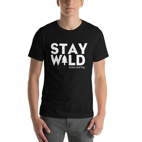Stay W+LD Short-Sleeve Unisex T-Shirt
