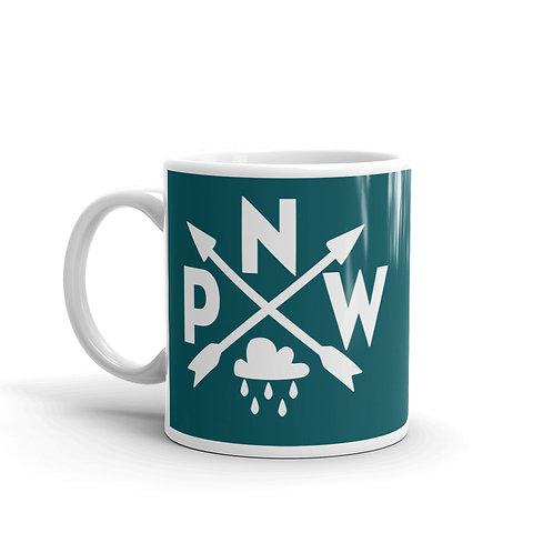 PNW Rainy Day Mug