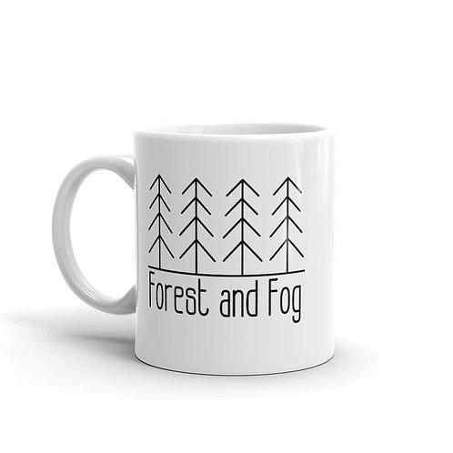 Forest and Fog Mug