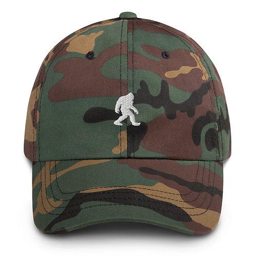 Sasquatch PNW Dad Hat