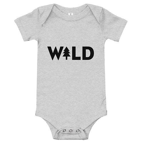 W+LD Infant Short Sleeve One Piece
