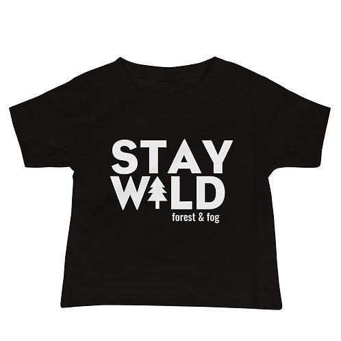 Stay W+LD Baby Jersey Short Sleeve Tee