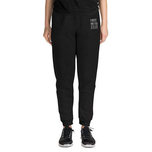 Forest and Fog Unisex Joggers
