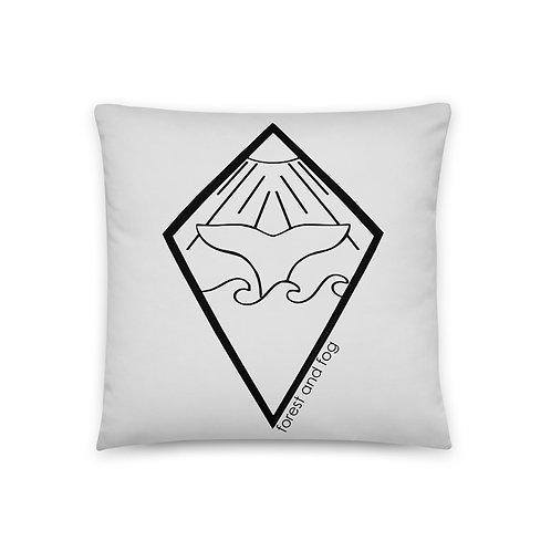Pacific Tails Pillow