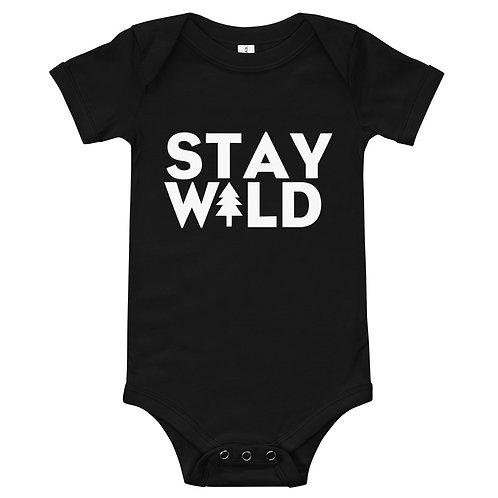 Stay W+LD Baby One Piece