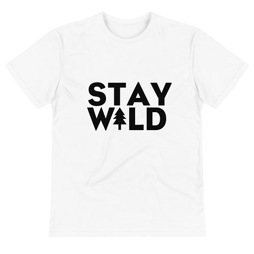 Stay W+LD Sustainable T-Shirt