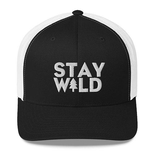 Stay W+LD Trucker Cap