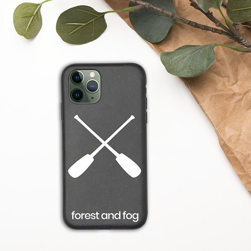 Paddle Out Biodegradable Phone Case