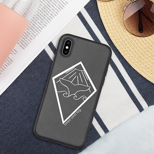 Pacific Tails Biodegradable Phone Case