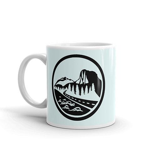 Sea to Sky Highway Mug