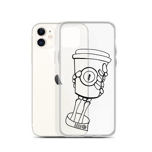 Skeleton Roast iPhone Case