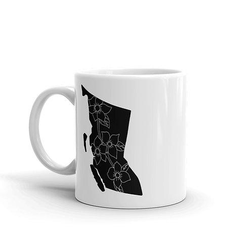BC Blooms Mug