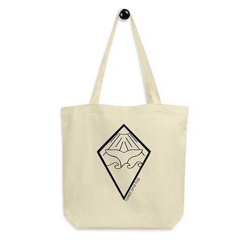 Pacific Tails Eco Tote Bag