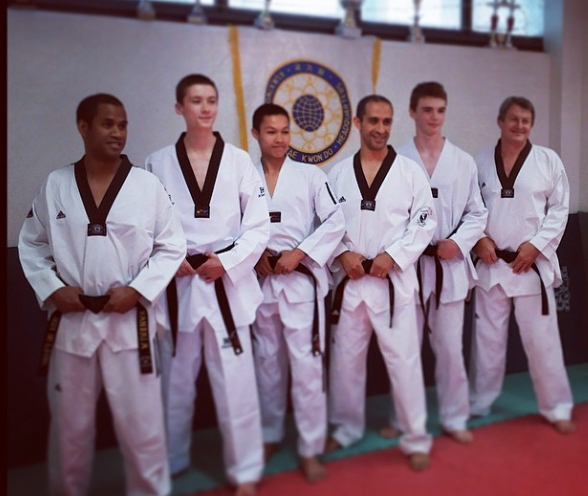 Black Belt Taekwondo toulouse