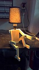 Lampe bonhomme 2