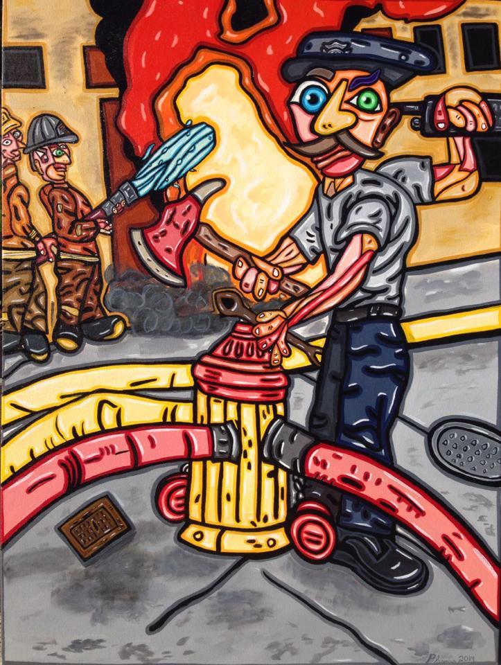 Hydrant Man