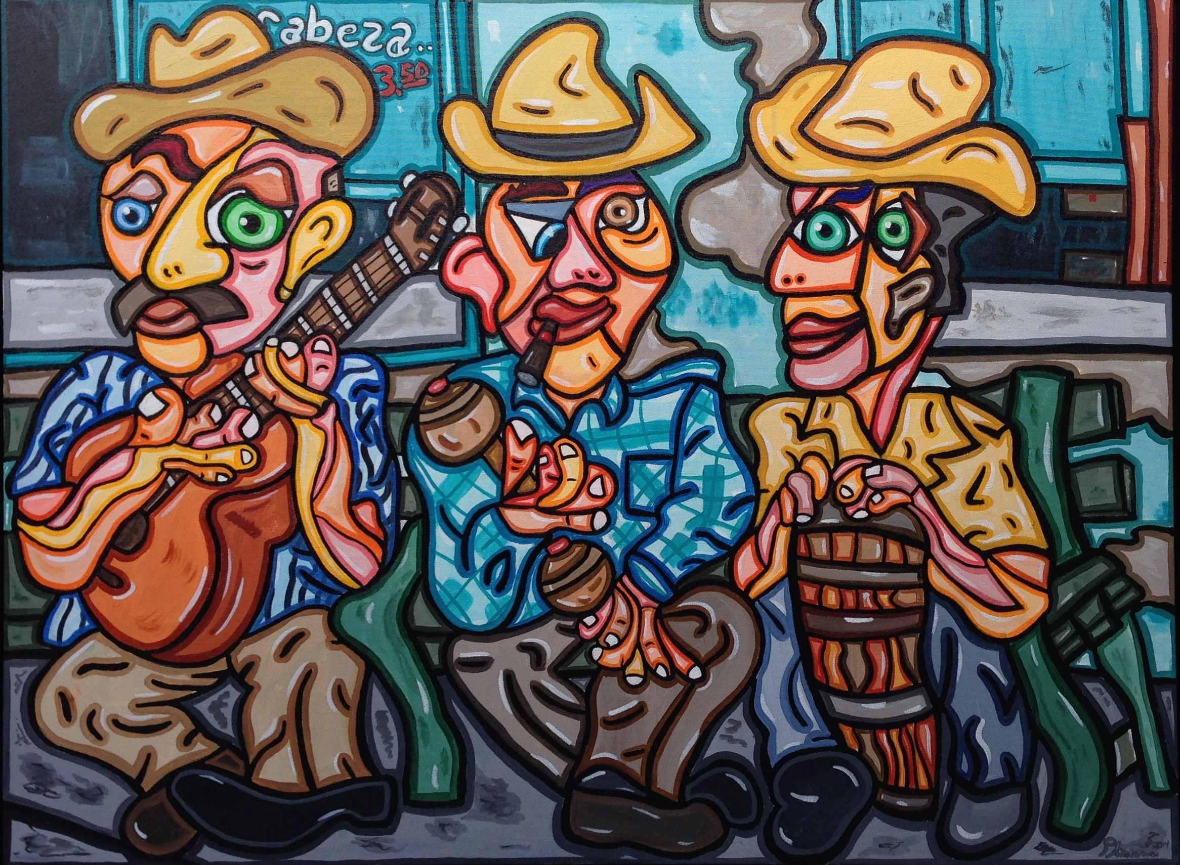 Tres Guajiros