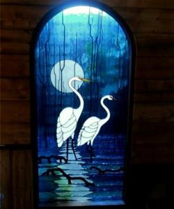 Night Birds Illuminated