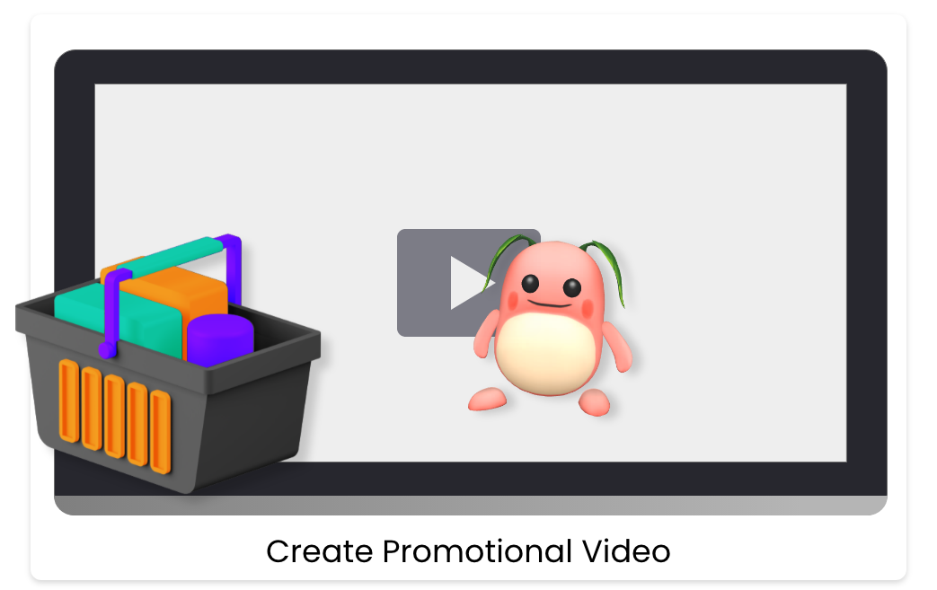 Create Promotional Video