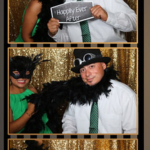 Tony & Shawna's Wedding Photo Booth