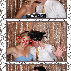 Stephanie and Harry's Wedding Photo Booth