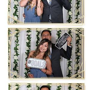 Glen & Leizell's Wedding Photo Booth