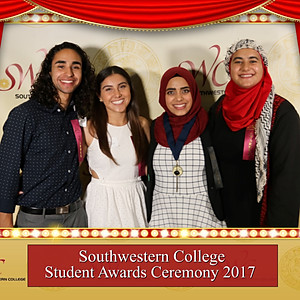 Southwestern College Students Awards Photo Booth
