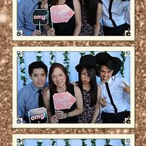 Sandy & Jerold's Wedding Photo Booth