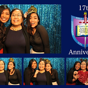 Berean Bible Baptist Church 17th Anniversary