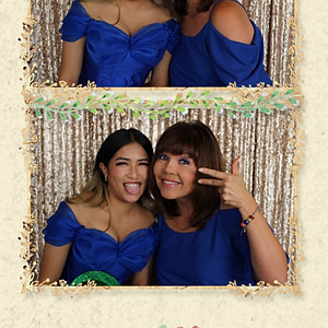 Mai's Debut and Graduation Photo Booth