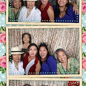 Loren & Junella's Birthday Photo Booth