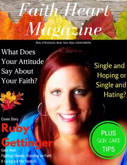 Faith, Heart Magazine