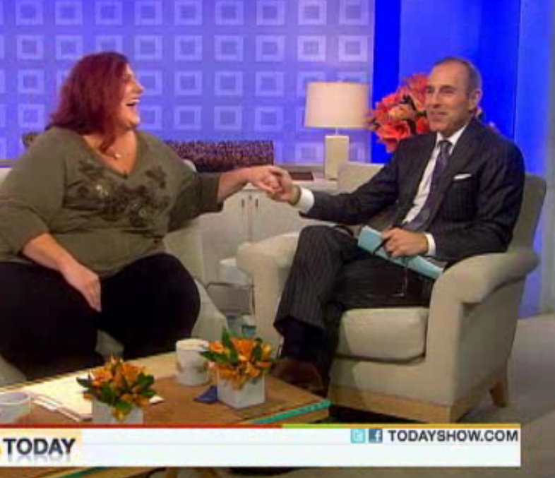 Matt Lauer with Ruby Gettinger TodayShow.jpg