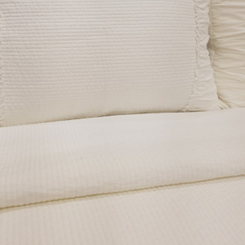 100% Cotton Spread / Mattress Pad Queen/King