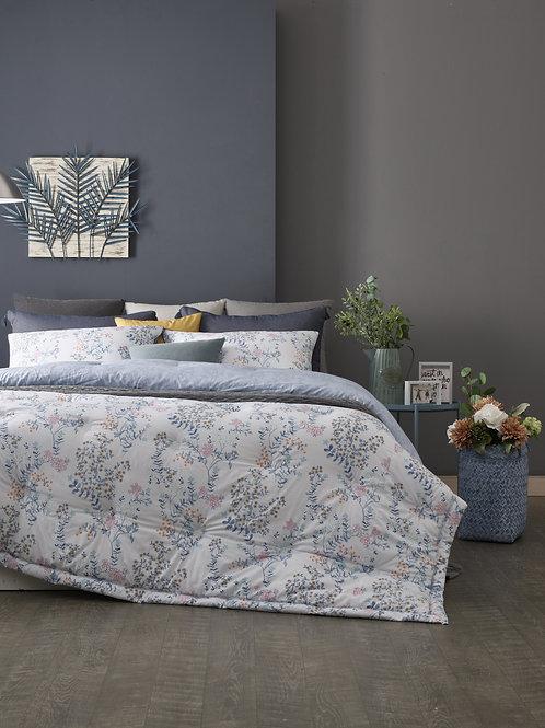 Berries Silky touch Mircomodal Comforter Set_Queen / King