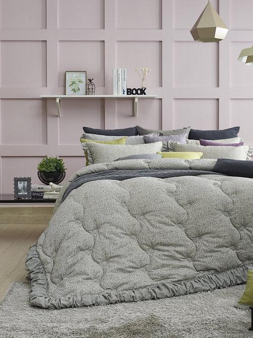 Rose Garden 100% Cotton Comforter Set