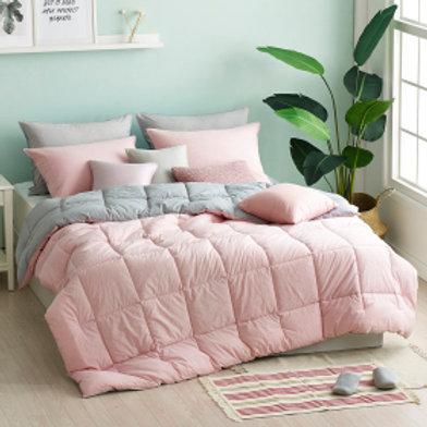 100% Pigment Washing Cotton Single Comforter