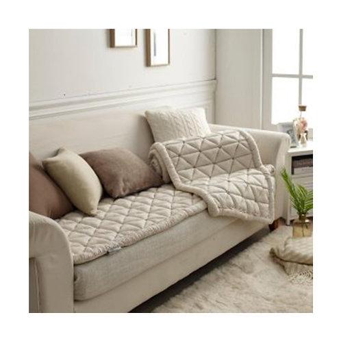 100% Pigment Washing Cotton Sofa Cushion Mat