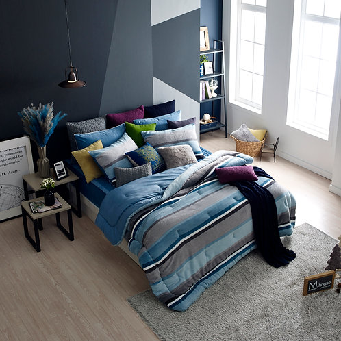 Soft touch & Warm Winter Comforter Twin Set