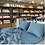 Thumbnail: Art Silk with 100% Cotton comforter set_NAVY