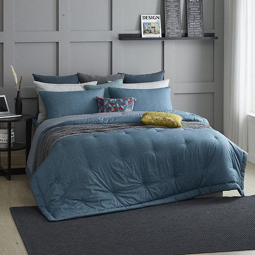 Herringbone Modal Cotton Comforter Set