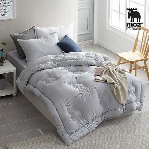 Allergy Care / Anti Mite Comforter_Grey_Twin/Twin XL
