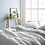 Thumbnail: Purecotton_Embroidery 100% Soft Touch Natural Cotton Comforter Single Set