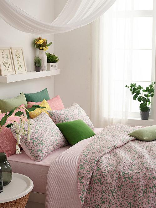 [Premium] 100% Tencel Modal Spread Set_Pink