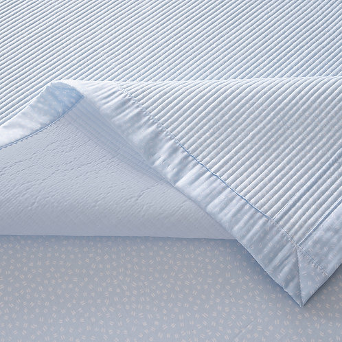[Premium]100% Tencel Modal  Mattress Queen Pad_Light Blue