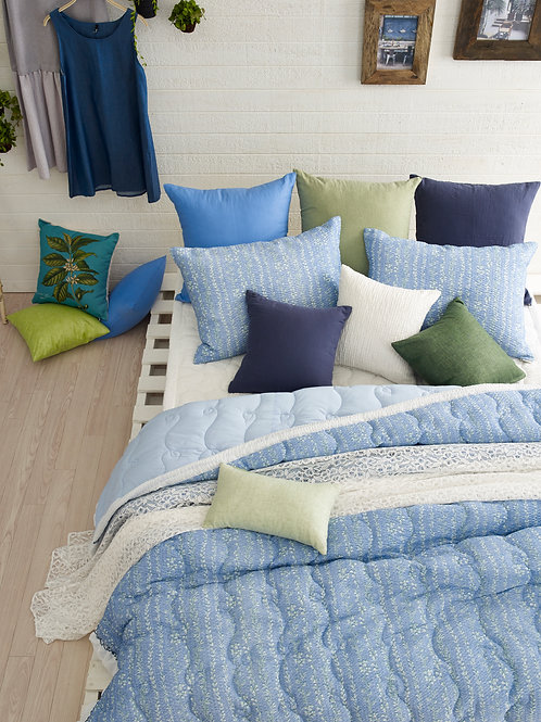 Cool Summer Fresh Thin Twin Comforter Set