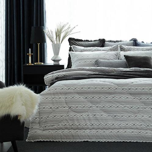 HZ Premium Mink touch Comforter set