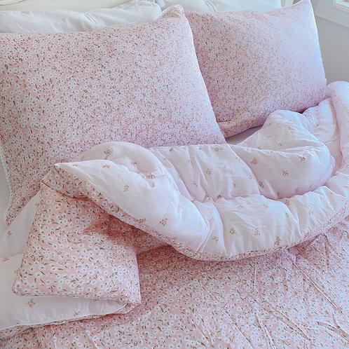 My Little Garden 100% Tencel Modal Comforter Set_King