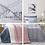 Thumbnail: Art Silk with 100% Cotton comforter set_IVORY