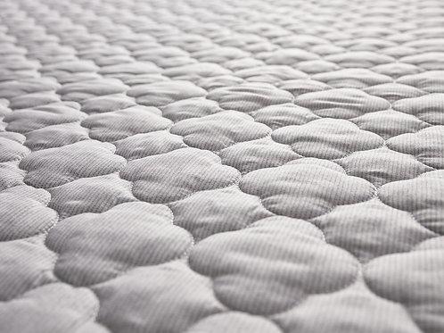 Anti Mite Semi-micro Quilt Pad_Grey